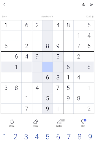 Sudoku - Sudoku puzzle, Brain game, Number game screenshots 18
