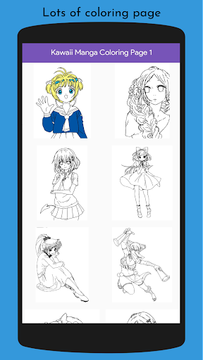 Colorfun Kawaii Anime Manga Coloring Book Download Apk Free For Android Apktume Com
