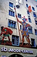 Photo: Regensburg. Centrum.