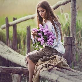 by Dmitry Baev - People Portraits of Women ( natural light, portrait )