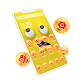 Cute Cartoon Emoji Theme APK