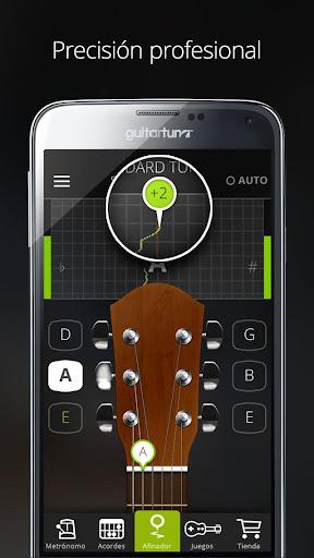 GuitarTuna para Android