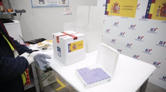 Una mujer de El Ejido será la primera almeriense en ponerse la vacuna del covid
