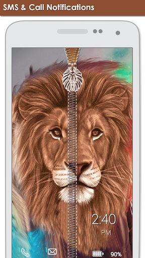 無料个人化Appのライオンジッパーロック|記事Game