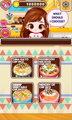 Chef Judy: Cup Rice Maker - screenshot