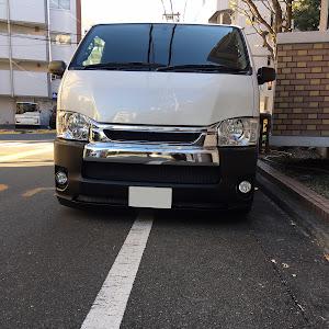 ハイエース  のカスタム事例画像 taka さんの2019年12月04日13:28の投稿
