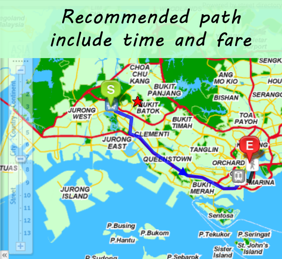 Singapore MRT Map Android Apps on Google Play – Singapore Tourist Map