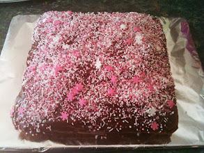 Photo: 017/366 - Chocolate Fairy Cake