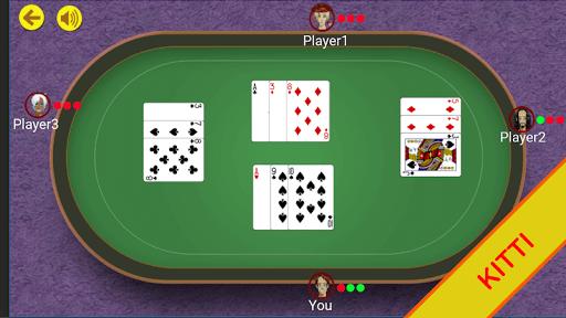 Callbreak, Dhumbal, Kitti & Jutpatti-Card Games  screenshots 6
