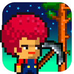 Pixel Survival Game Icon