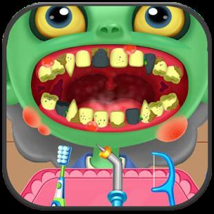 My child and the dentist Ekran Görüntüsü