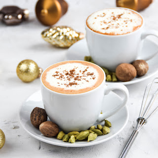 Winter Coffee Drinks Recipes