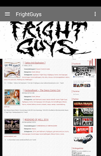 FrightGuys- screenshot thumbnail