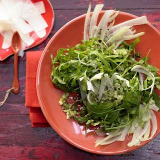 Arugula Salad with Fennel