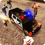 POLICE vs ZOMBIES 3D Icon