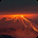 Volcano Live Wallpaper icon