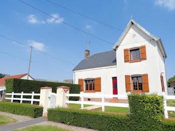 maison à Maucourt (80)