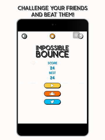 android Impossible Bounce Screenshot 9