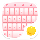 Pink Style-Lemon Keyboard