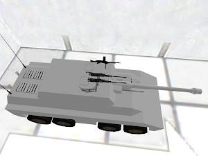 APC86-105A2 装甲装輪戦闘車