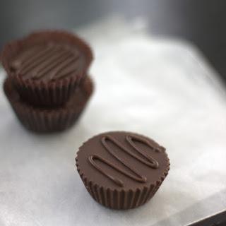 Dark Chocolate Peanut Butter Cups (Dairy-Free!).
