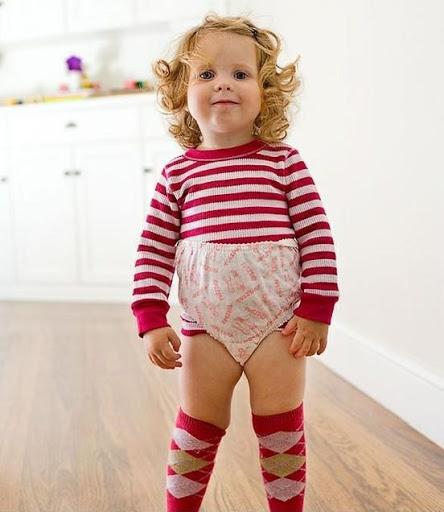 Bé mấy tuổi thì cần mặc quần lót bố mẹ đã biết chưa
