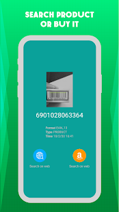 Free QR Code Scanner - Barcode Cam Reader App