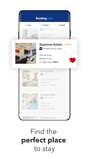 Booking.com: Hotels, Apartments & Accommodation Apk 2