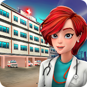 Hospital Manager - Game ng Doctor & Surgery