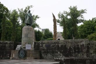 Photo: Statue d'Alphonse Henriques
