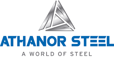 Athanor Steel logo