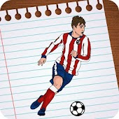 Draw Football Players 3D