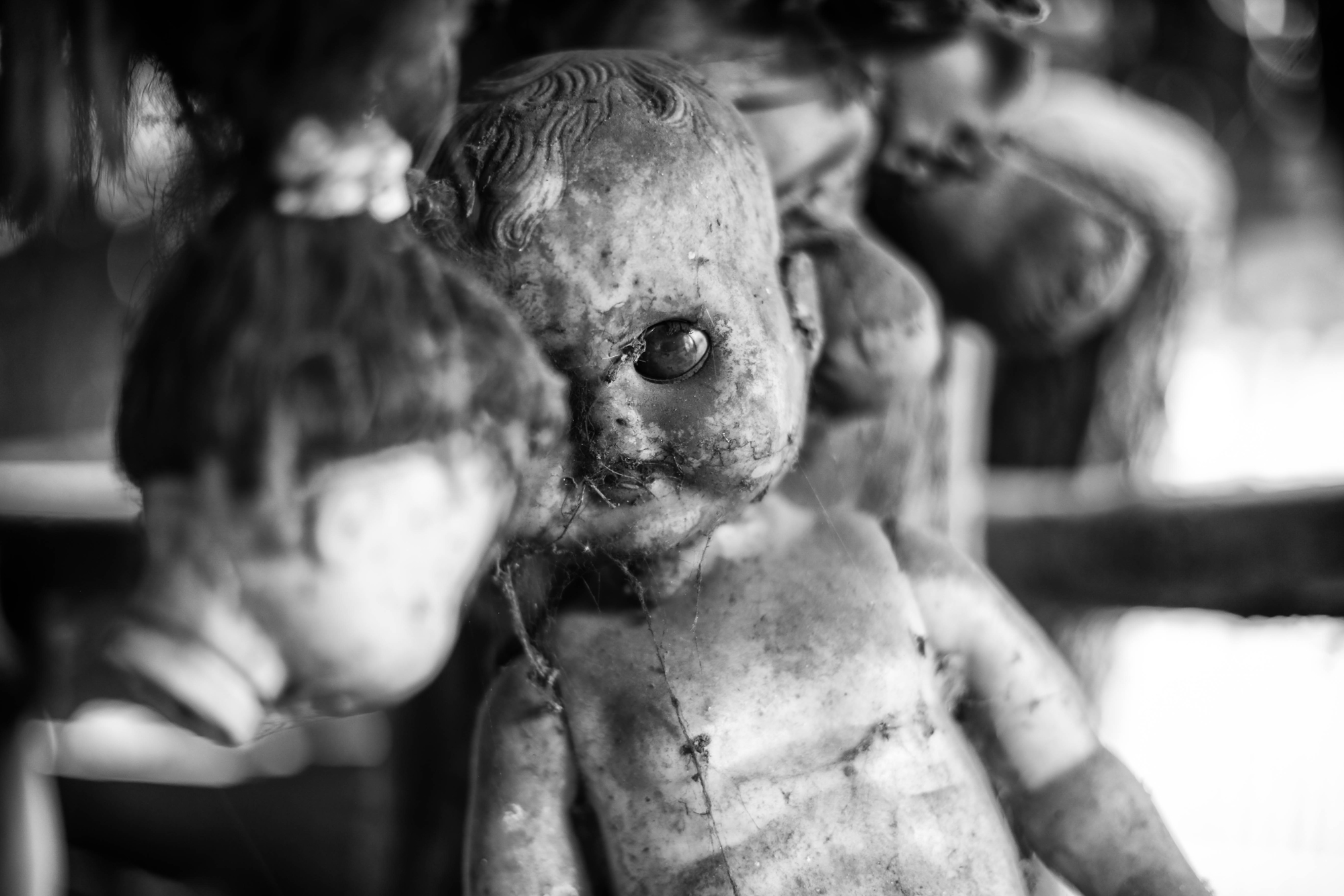 Bambola assasina di David Marrone