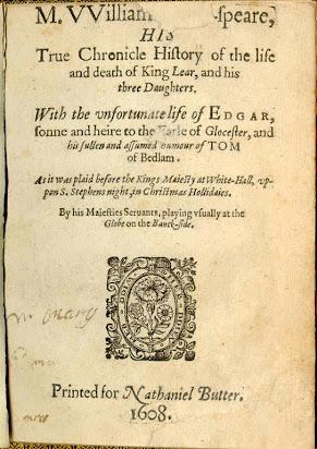 critical essays on shakespeare king lear