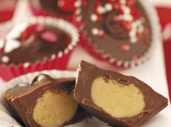 Homemade Peanut Butter Cups Recipe