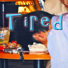 Photo: Tired