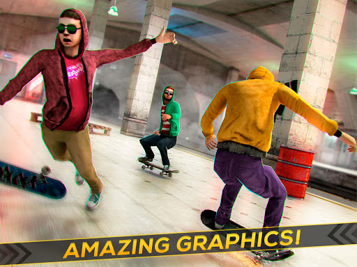 Amazing Skateboarding Game! 1.6.0 screenshots 5