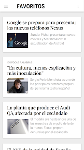 EL PAÍS Screenshot