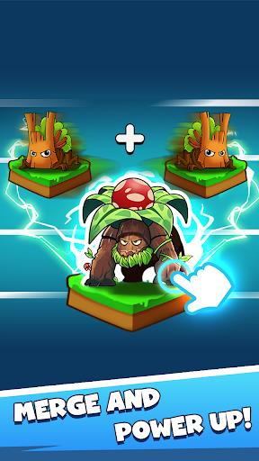 Merge Plants: Zombie Defense  screenshots 15