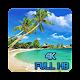 Papel De Parede De Praia Full HD para PC Windows