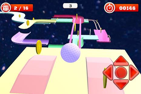 Ball Balance - náhled