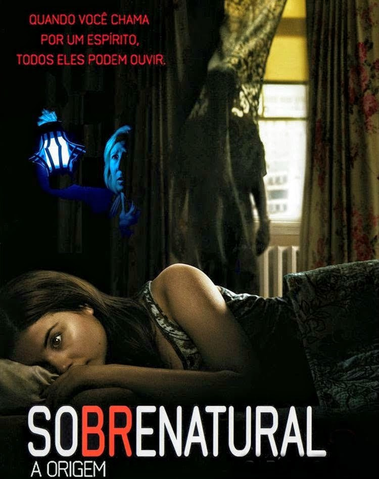 Filme Poster Sobrenatural – A Origem HDRip XviD Dual Audio & RMVB Dublado