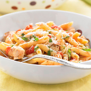 Grilled Chicken Penne al Fresco