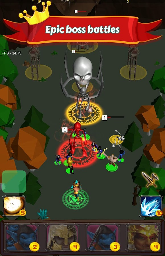 Battle Strategy®- screenshot