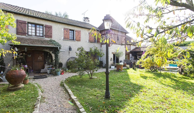 Maison avec piscine et terrasse Houlbec-Cocherel