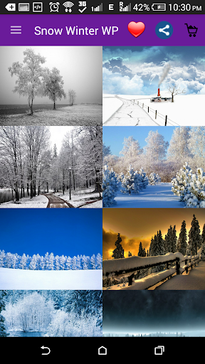 Awesome Snow Winter Wallpapers
