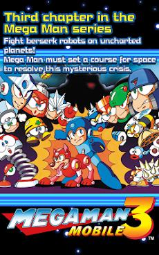 MEGA MAN 3 MOBILEのおすすめ画像1
