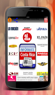 Infórmate Costa Rica - náhled