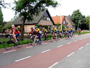 Photo: Dauwtrappen op hemelvaartsdag bij TC De Bataaf. Getipt door Wim Snijder