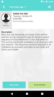 Pure Living Yoga - náhled